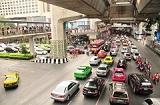 タイ・バンコク街並み - 160-120