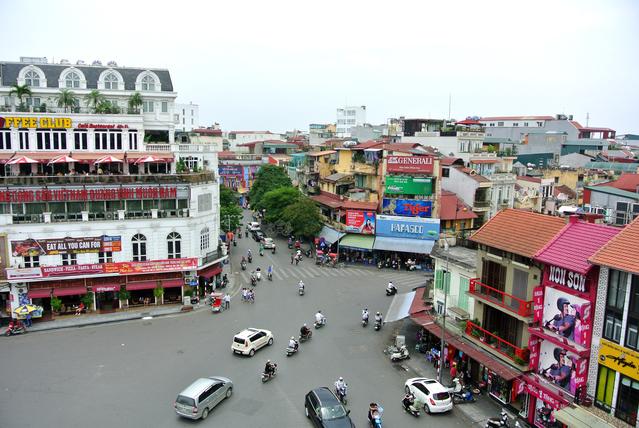 バトナム・ハノイ市街地 2013117398657